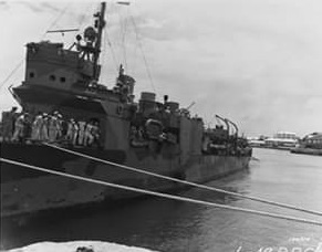 Bermuda's History from 1939 World War 2 to 1951