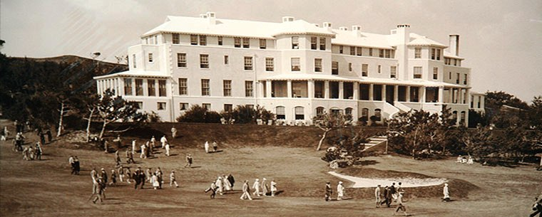 1951 purchase of Mid Ocean Club
