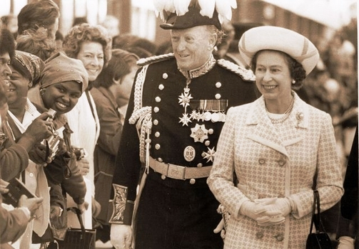 1975 visit of Queen and Duke 2
