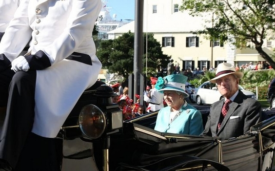 2009 visit of Queen and Duke