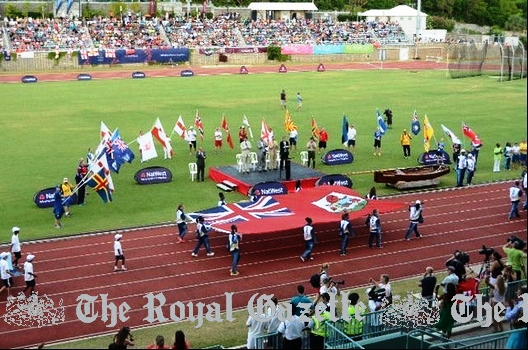 2013 Island Games in Bermuda