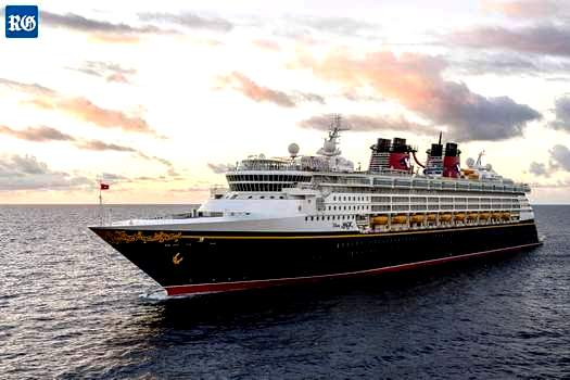 Disney Magic in Bermuda
