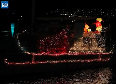 2018 Christmas Boat Parade