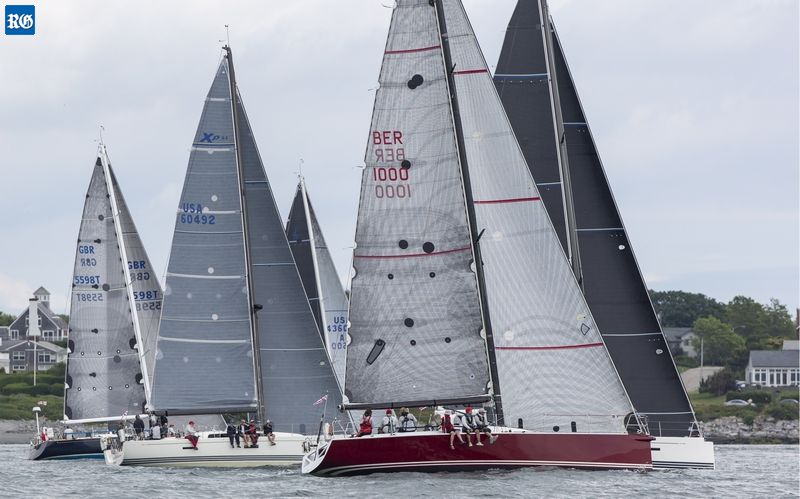 2018 Newport Bermuda race start