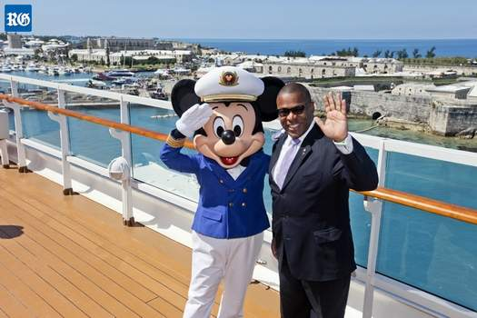 Disney cruise to Bermuda