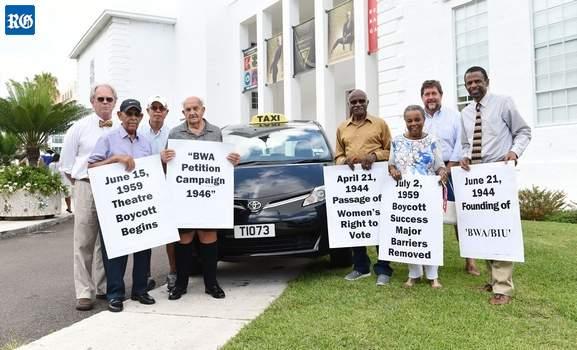 Bermuda's 2019 July History and News
