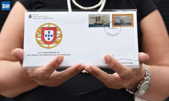 2019 Portuguese 175th anniversary stamps