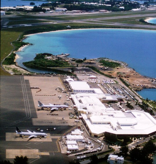 L. F. Wade International Airport, Bermuda
