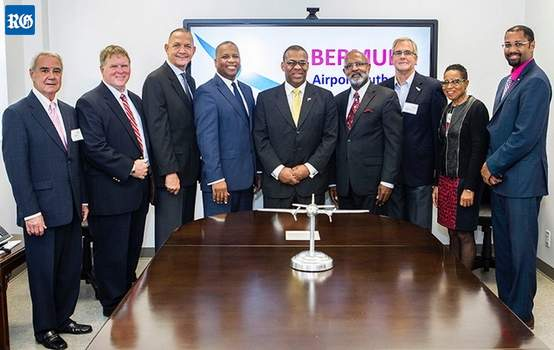 Bermuda Airport Authority members