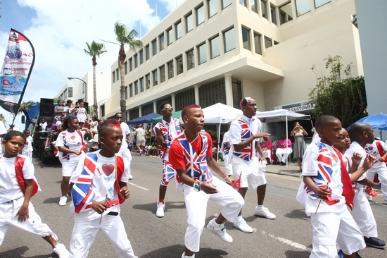 Bermuda Day 2011 Parade