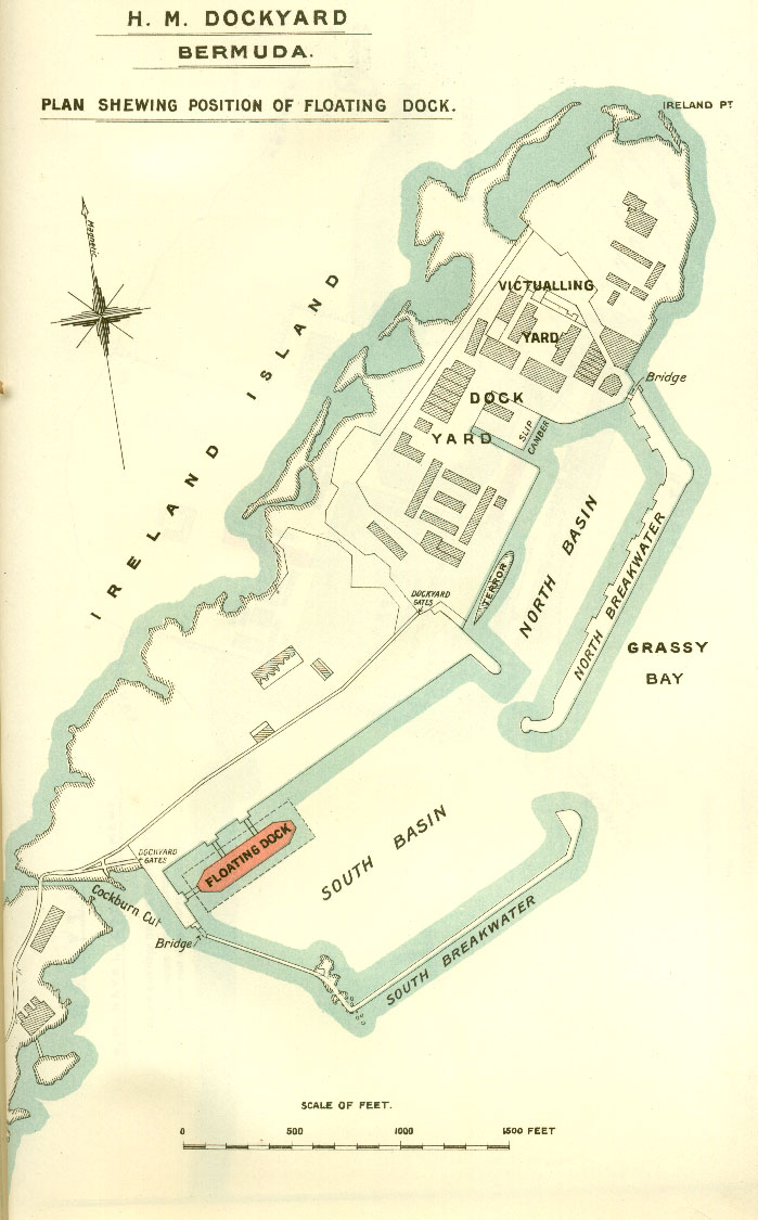 Bermuda's History from 1800 to 1899