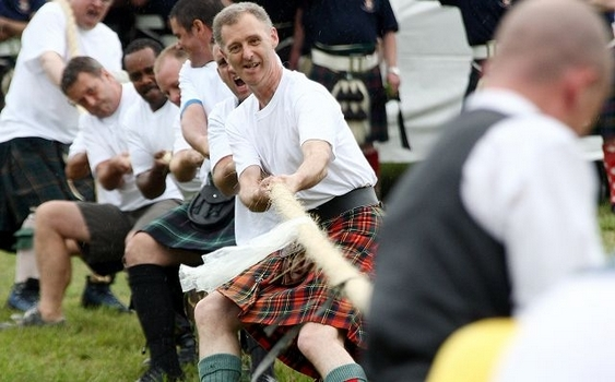 Bermuda Highland Games 2012