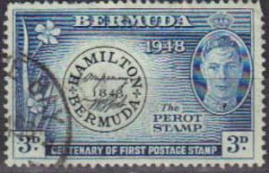 Perot stamp centenary