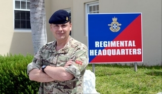 Bermuda Regiment HQ