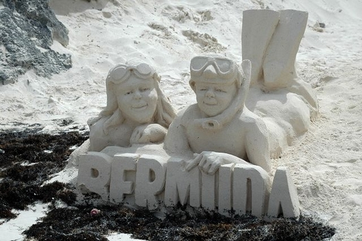 Bermuda sand sculpture competition