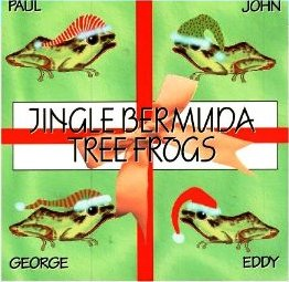 Bermuda Tree Frogs