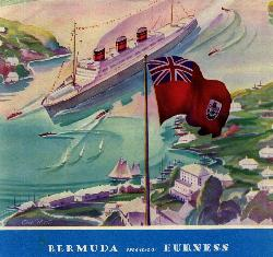 Furness Withy Bermuda 1935