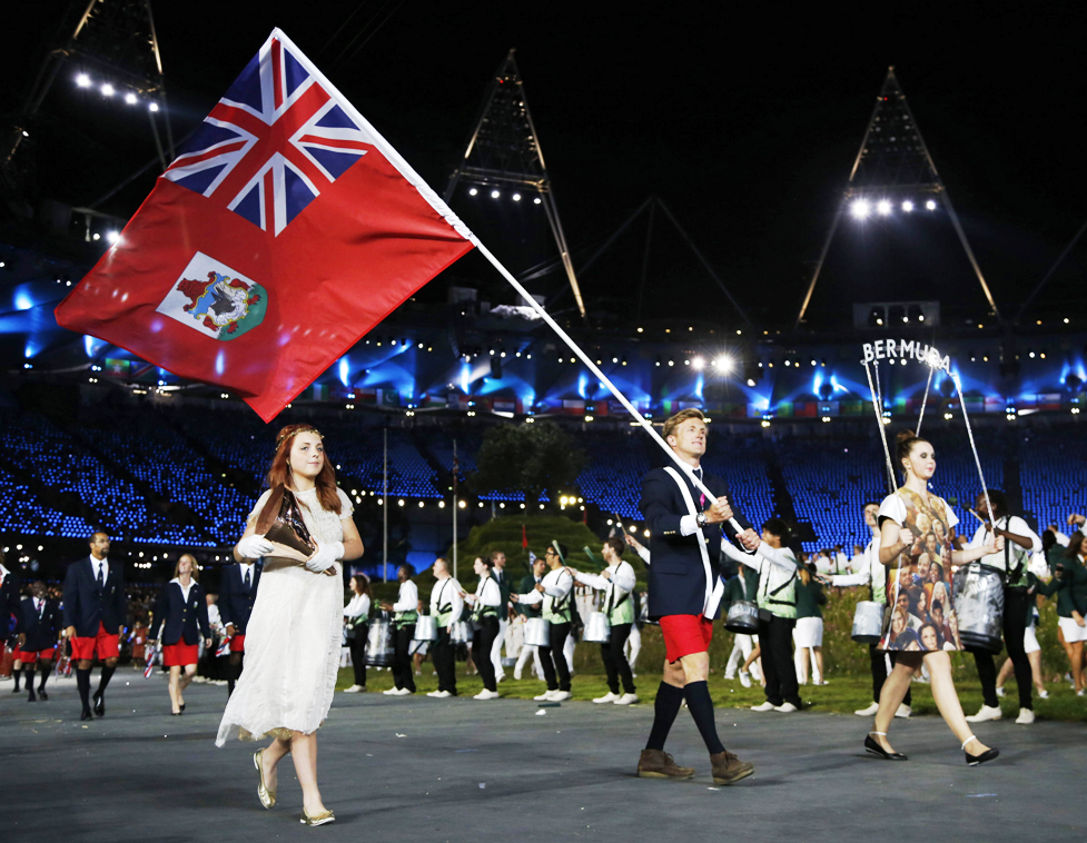 Bermuda at London 2012 Olympics