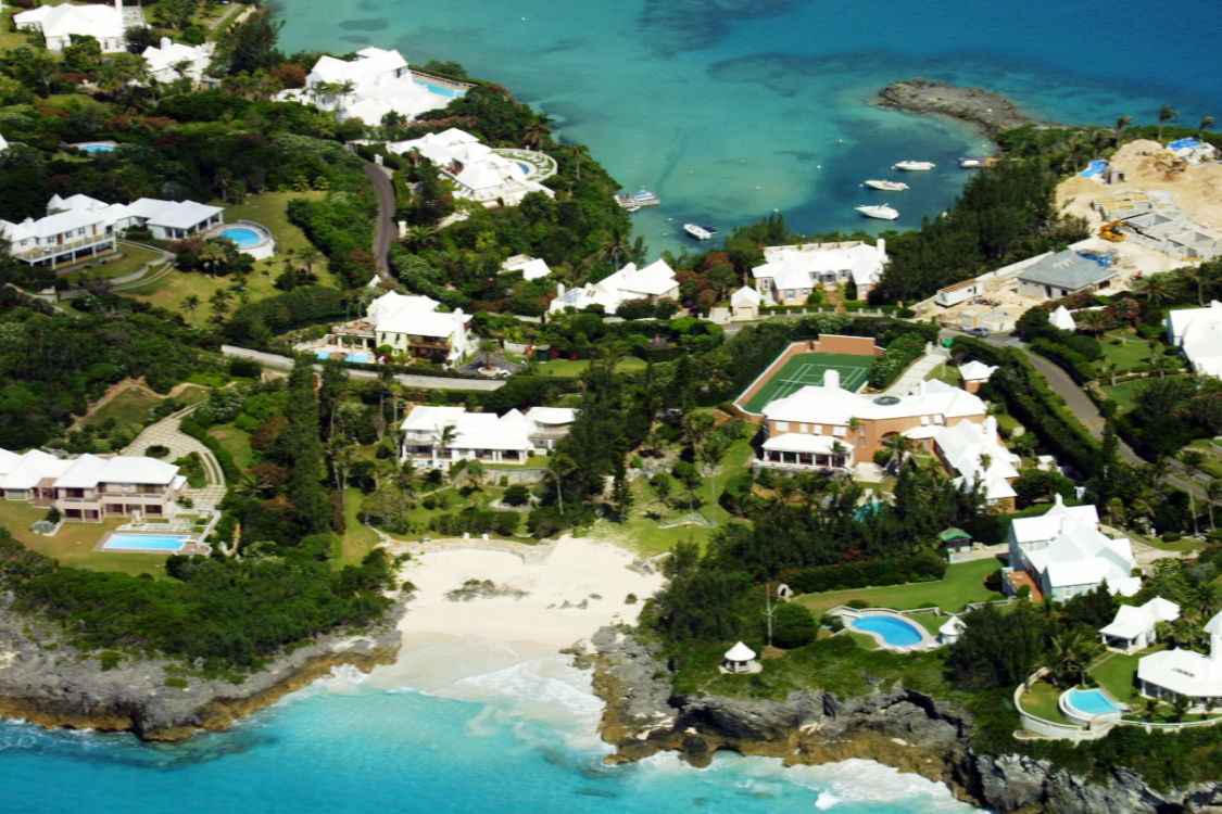 Bermuda luxury homes