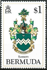 Somers stamp