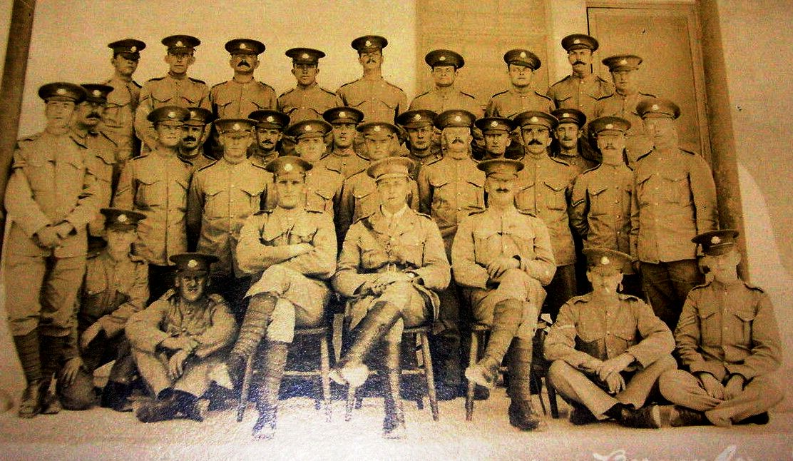 East Yorkshires 1 Platoon 1917