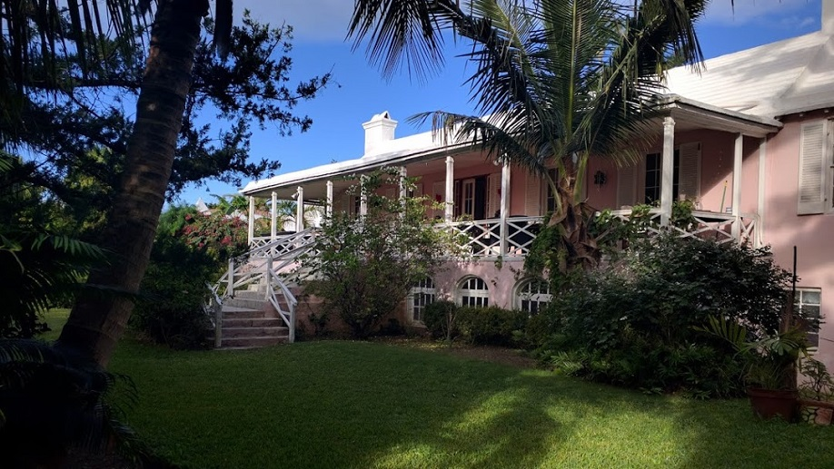 Bermuda's Historic Houses and Properties