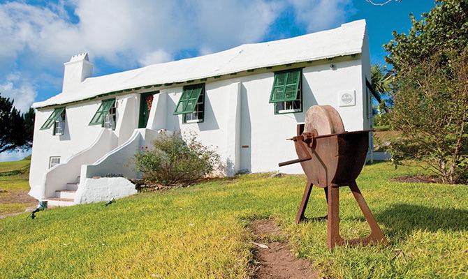 Bermuda's Historic Houses and Properties