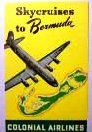 Colonial Airlines and Bermuda
