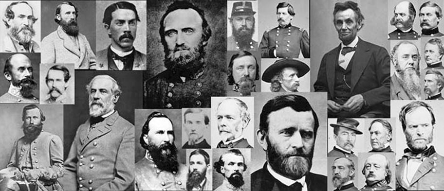 Confederates and key figures