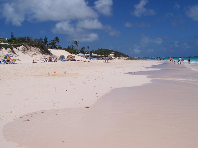 Bermudas Gorgeous Pink Sand Beaches