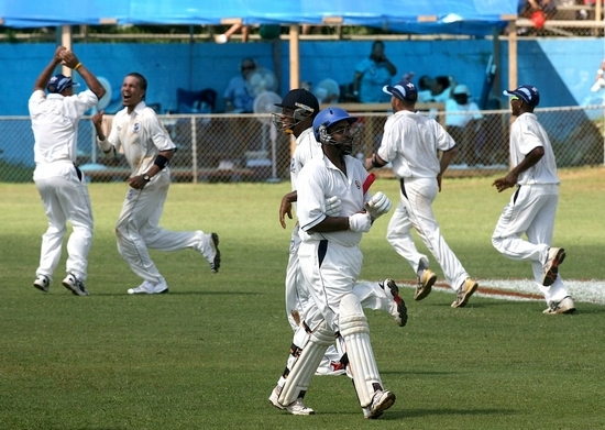 Cricket Cup Match 2011, Royal Gazette photo