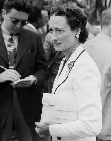 Duchess of Windsor in Bermuda 1940