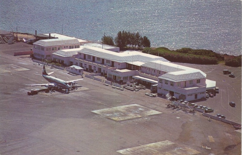 Eagle Airways at Bermuda