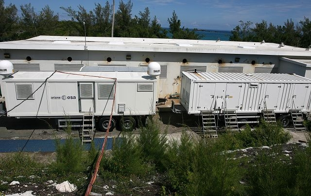 European Space Agency, Bermuda