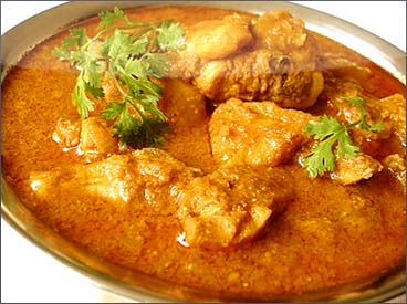 food, Masala curry