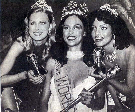 Gina Swainson, Miss World 1979