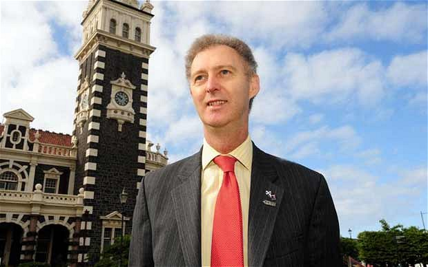 2012 Governor of Bermuda George Fergusson