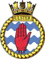 HMS Ulster