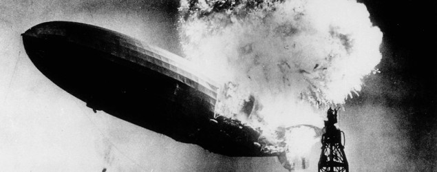 Hindenburg air disaster
