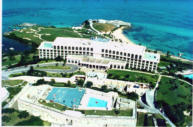 Holiday Inn, Bermuda