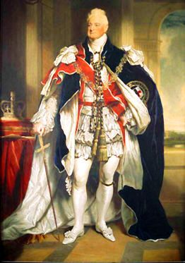 Duke of Clarence, later King William IV