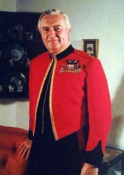 Lieut Col Tony Marsh