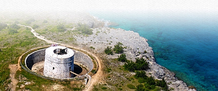 Martello Tower, Bermuda