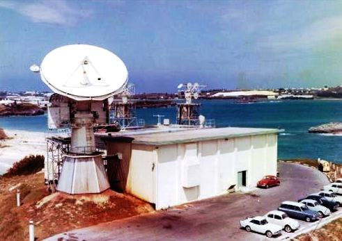 NASA Bermuda Station