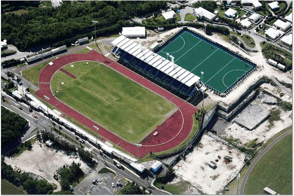 Bermuda's National Sports Centre