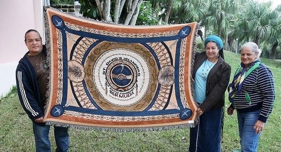 St. David's Islanders and Native Community Blanket 2011