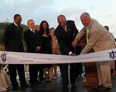 Tucker's Point Hotel and Spa Opening