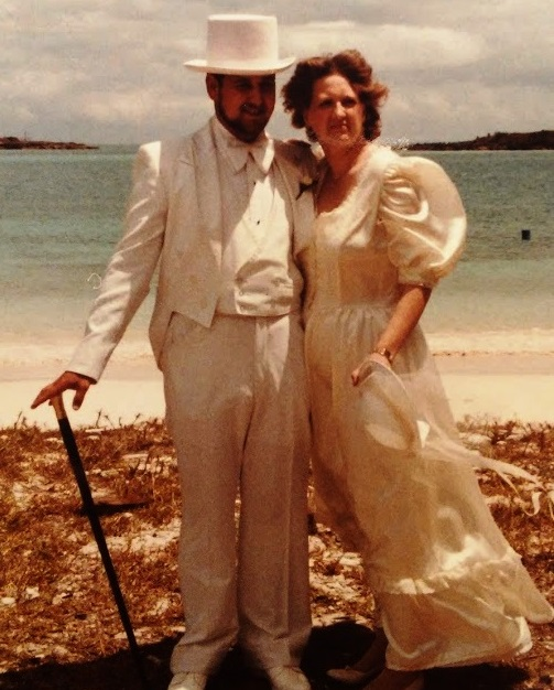 Geoffrion wedding Bermuda