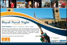 Wedco Royal Naval nights