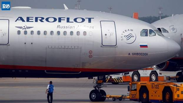 Aeroflot registered in Bermuda